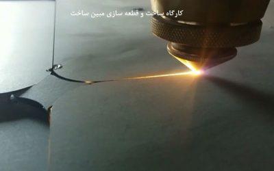 کاربردهای برش لیزر آهن